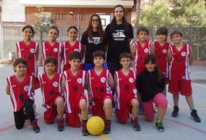 Equip bàsquet