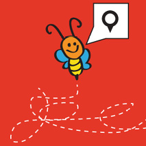 bee-path