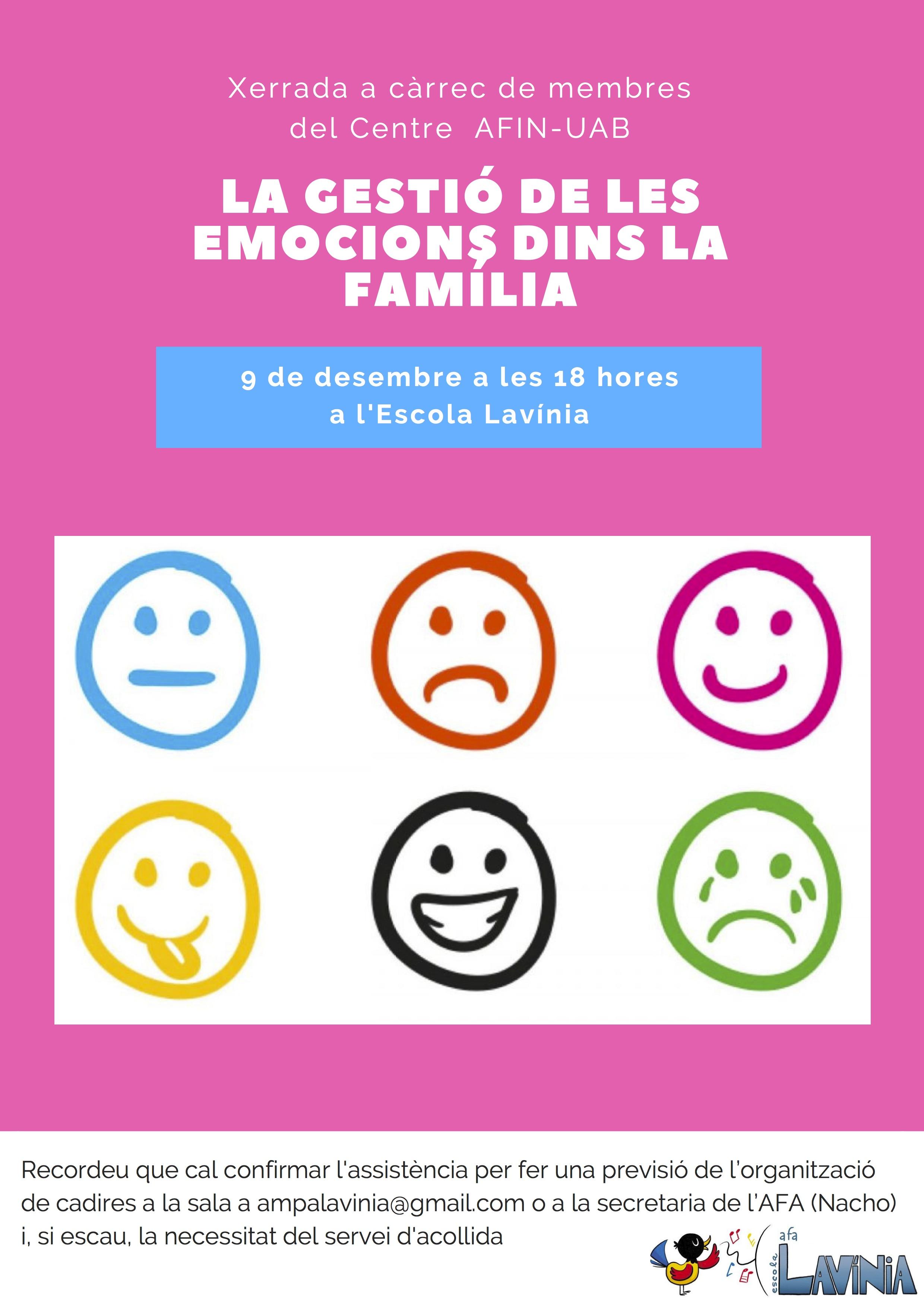 cartell emocions